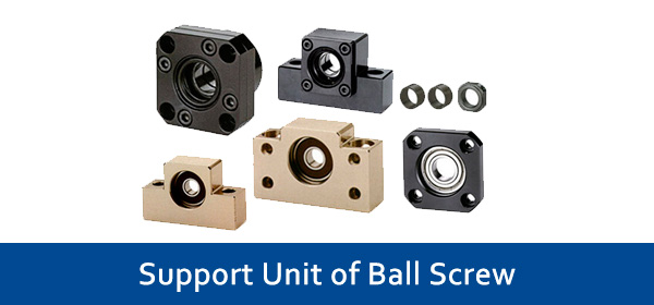 Support-Unit-of-Ball-Screw