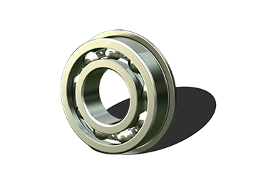 Inch-size-miniature-ball-bearings-Flange-type-with-shields
