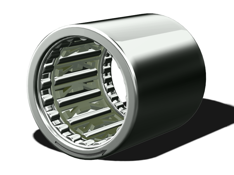 HFL Series Drawn cup roller clutches and bearing