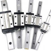 Accuracy of linear guide rail